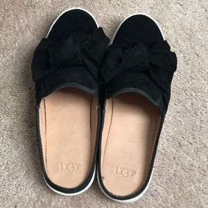 Ugg Bow Sneakers